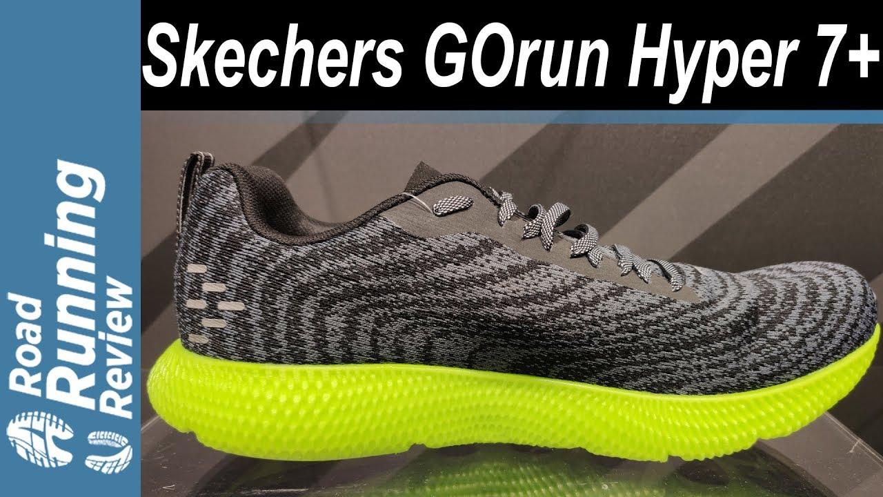 Skechers GOrun Hyper 7+ Preview | ¡Menuda pinta!