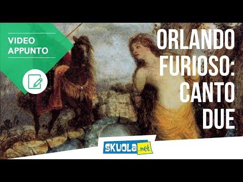 Orlando Furioso: Canto 2