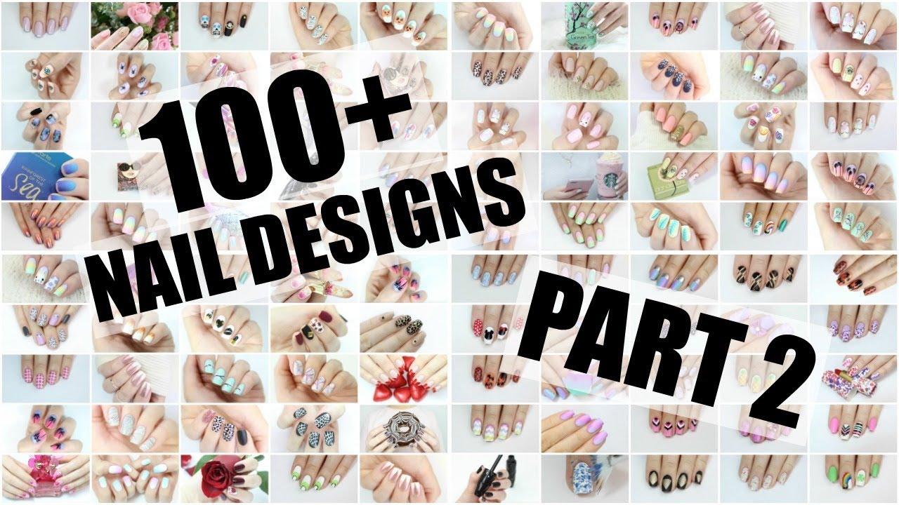 Download 100+ NAIL ART DESIGNS - PART 2