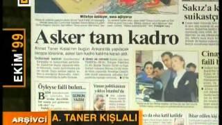 Arşivci - Ahmet Taner Kışlalı Cinayeti