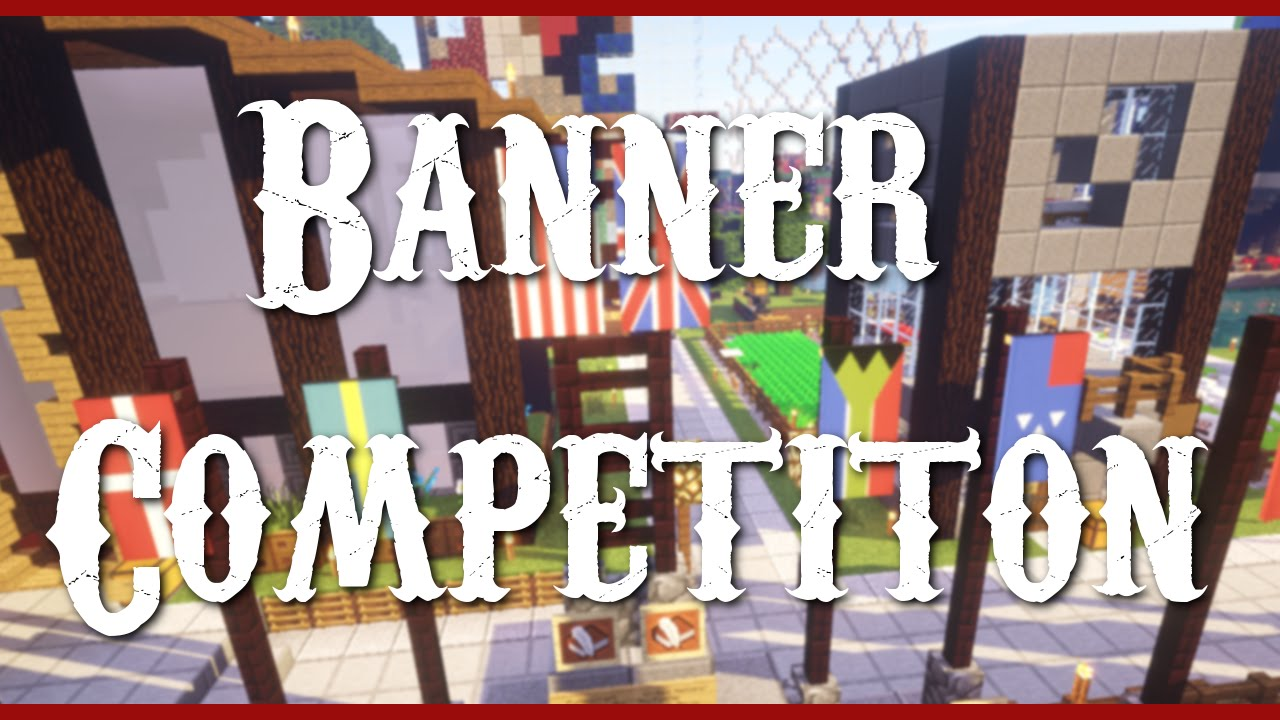 Minecraft Banner Design Competition!
