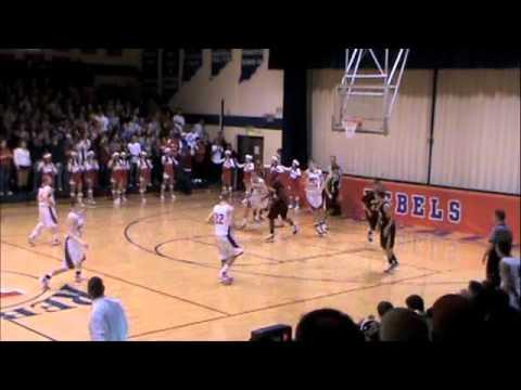 Ryan Weber vs. Brebeuf Highlights