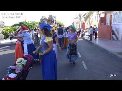 ROMERIA SAN FERNANDO MASPALOMAS 2018 jjoliva