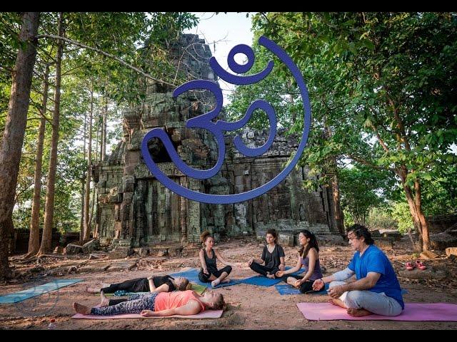 Blue Indigo Yoga Center Siem Reap