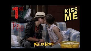 fuller house romona and popko kiss hd