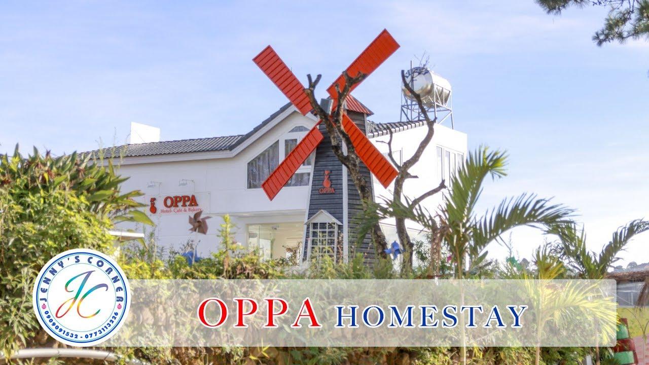 Jenny's Corner #11 – Đà Lạt 2019 – Check in Oppa Homestay – Đi cáp treo lên Thiền Viện Trúc Lâm