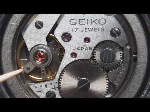 How To Adjust And Regulate An Mechanical Watch.