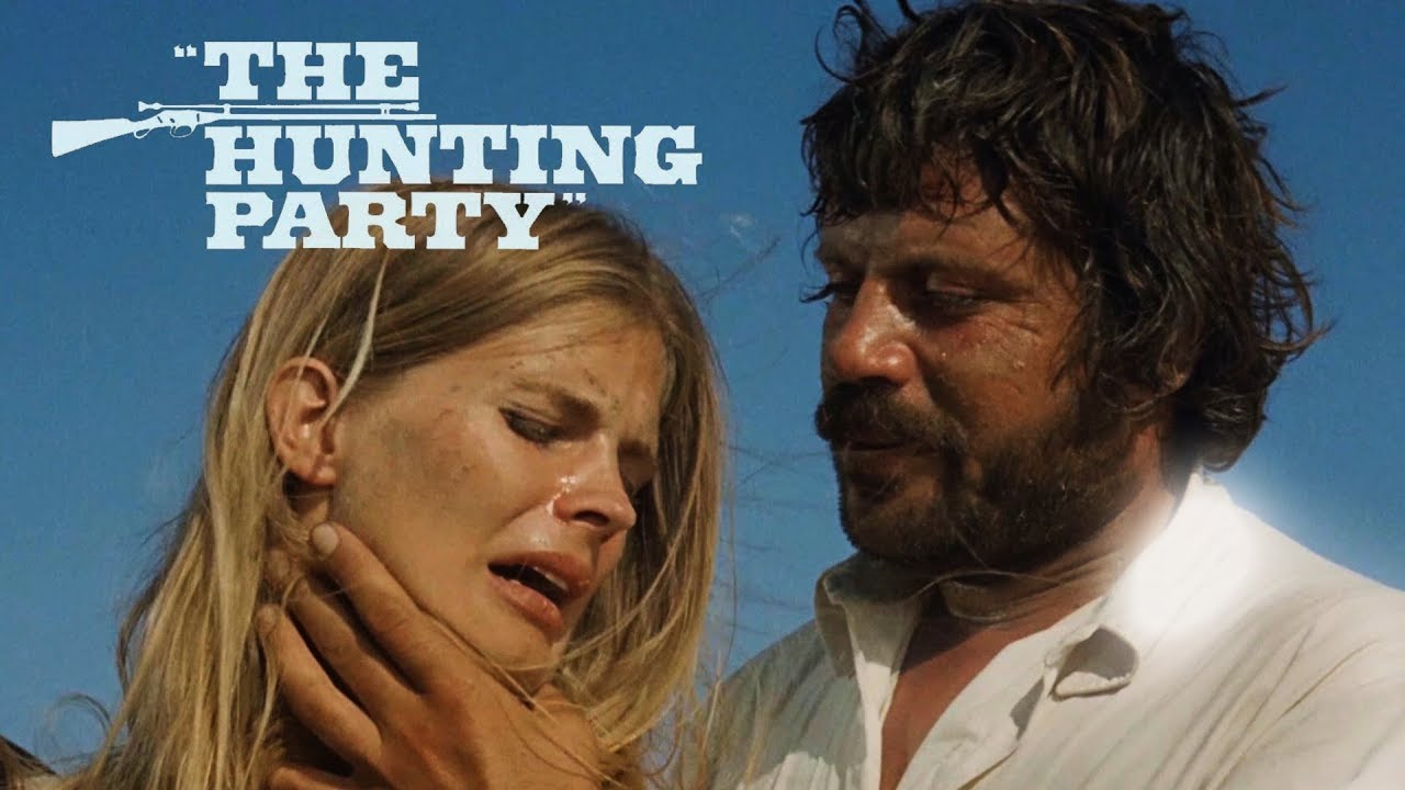 The Hunting Party (1971) – Action, Drama, Western