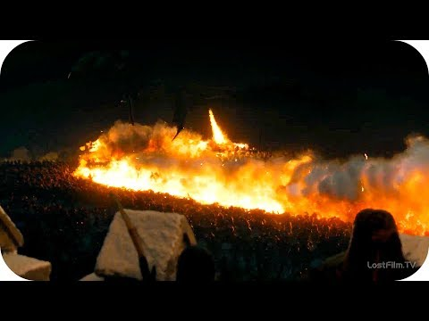Великая битва за Винтерфелл [2/8]. Игра престолов