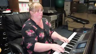 Nearer, Dear Savior, To Thee - Piano Solos by Brenda