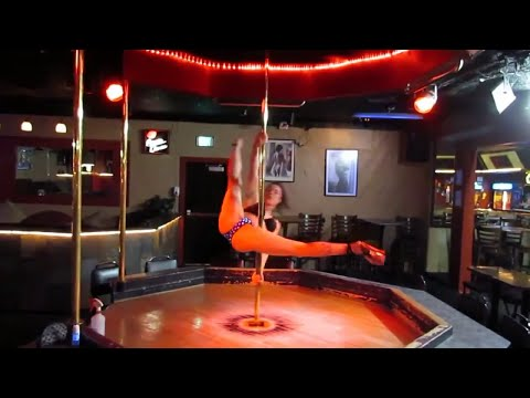 Hot Stripper Amazing Pole Dancing from YouTube · Duration:  3 minutes 2 seconds