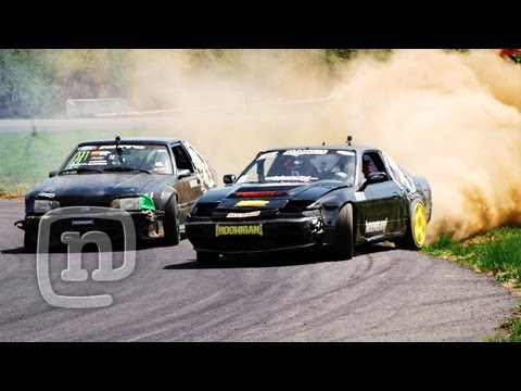 Tuerck'd: Opposite Controls Tandem Drift Battle!