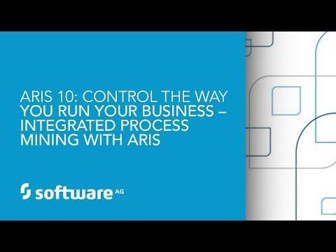 Demo:  ARIS 10: Control the Way You Run Your Business – Integrated Process Mining with ARIS