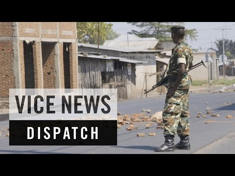 Inside a Bujumbura Opposition Stronghold: Burundi on the Brink (Dispatch 2)