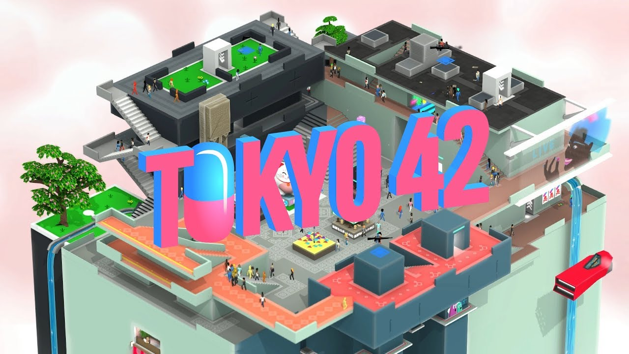Tokyo 42 Out Today - Green Man Gaming Newsroom