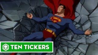 Top 10 nhân vật Marvel có thể hạ gục Superman | Ten Tickers No. 142
