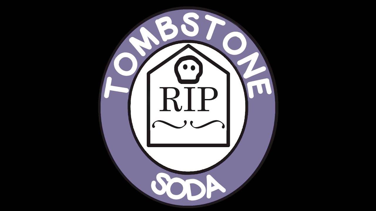 Tombstone Perk ... Juggernog Soda Label