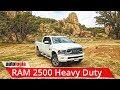 RAM 2500 Heavy Duty - Test - Invencible en lujo y 4x4