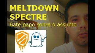 Meltdown e Spectre - Falhas de segurança nos processadores X86