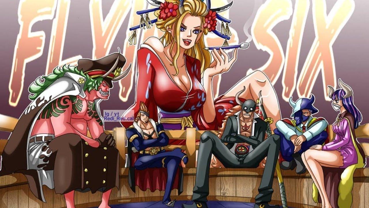 S.To One Piece