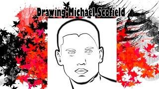 Drawing Michael Scofield-Prison Break