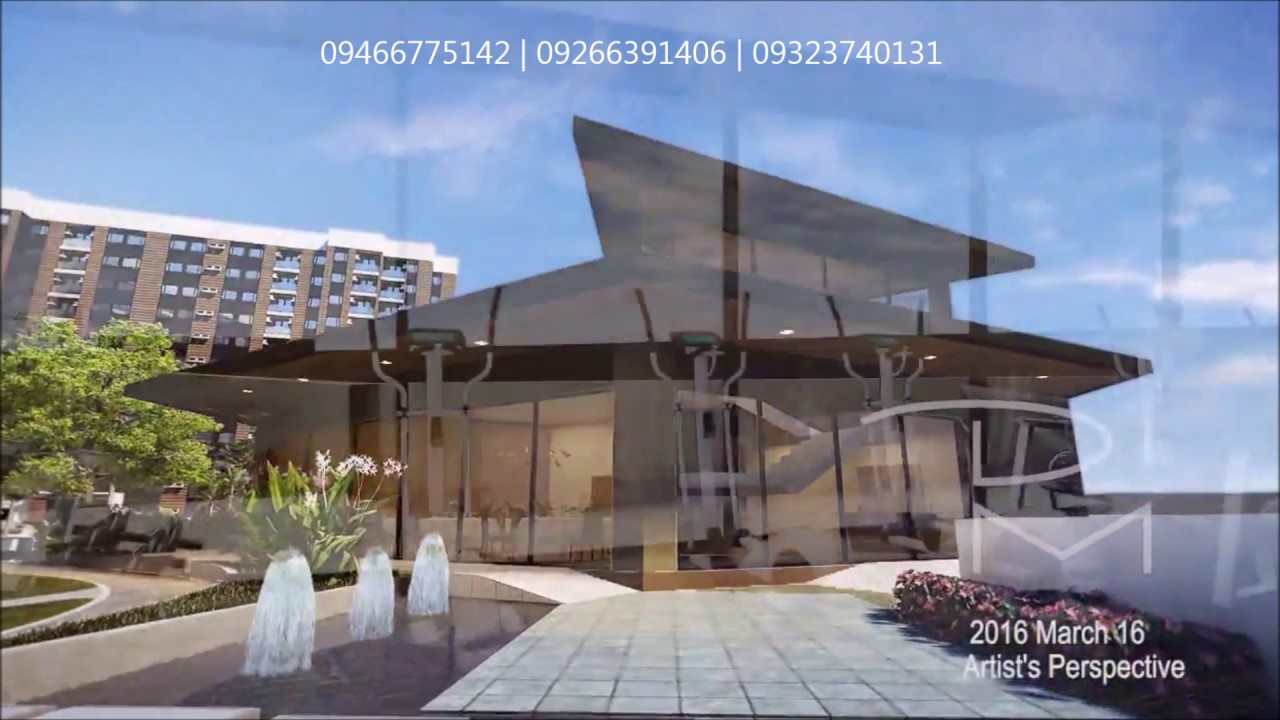 The hive condominium for sale in taytay rizal youtube for 8 salon taytay rizal