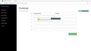 Membuat Multiple Tambah Data dengan PHP dan Javascript (11)