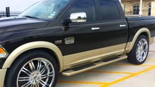 Dodge Ram Longhorn.