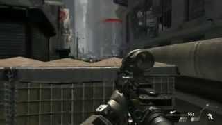 Call Of Duty MW3 Test Laptop Lenovo Core i3-4030u @1.90GHz, 4Gb ram, Grafika Intel HD 4400