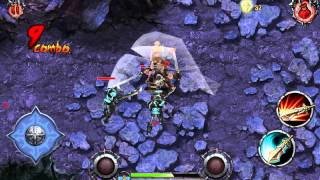 Repeat youtube video Unexpected!!!! Eternity Warriors  (1)