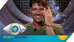 Stephen Dürr: EMOTIONALER ANRUF   Promi Big Brother   SAT.1
