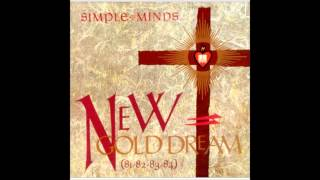 Simple Minds New Gold Dream 81,82,83,84 inst cover