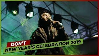 Gambar cover Gangga - Don't (Live Performance) | New Year's Celebration 2019