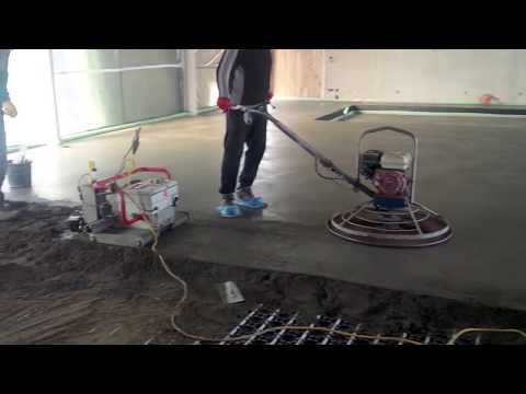 Concrete screed machine - Clapa Floor Master