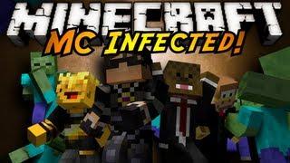 Minecraft Mini-Game : MC-INFECTED!