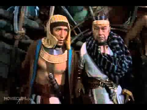 Extract from the Moses Movie - YouTube  Moses The Movie Youtube