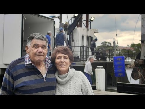Lavalle Family, Commercial Fishing Family From Ulladulla, NSW