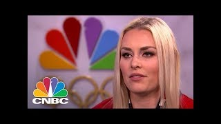 Three-Time Medalist Lindsey Vonn Reflects On Likely Final Olympics | CNBC