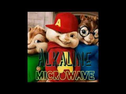 Alkaline - Microwave - Chipmunks Version - January 2017