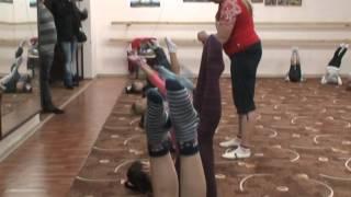 гимнастика в Чалтыре