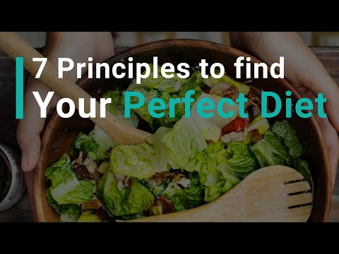 7 Principles to Find Your Perfect Diet