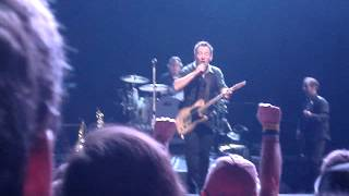 Bruce Springsteen Rosalita (Come Out Tonight) Greensboro 3-19-2012