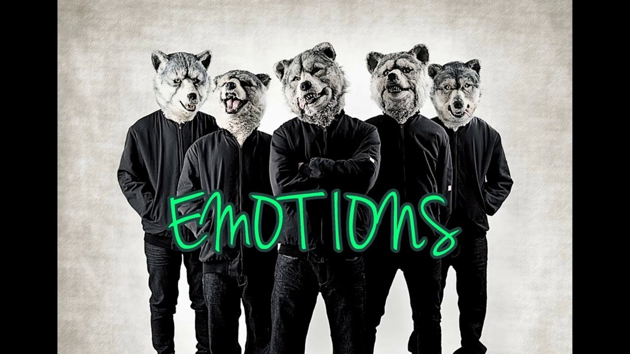MAN WITH A MISSION 「Emotions」drum cover