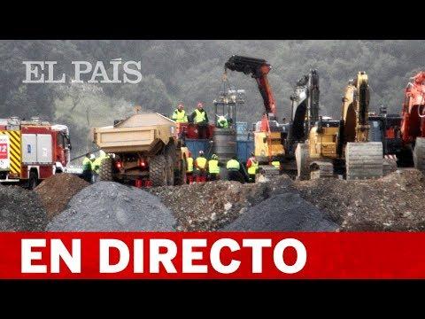El rescate de JULEN en directo desde TOTALÁN | España