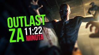 PRESAO SAM OUTLAST ZA 11 MINUTA ! Outlast - Speedrun - 11:22