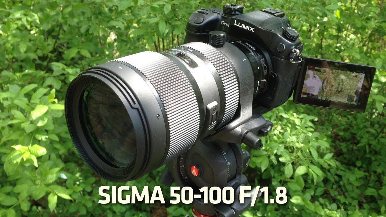 50 100 Panasonic Gh4 With Sigma Art 50 100 Mm F 1 8 And Metabones Speedbooster Ultra