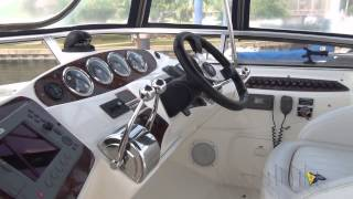 "2005 Meridian 368 ""capella 2"" Aft Cabin Motor Yacht For Sale At Little Yacht Sales"