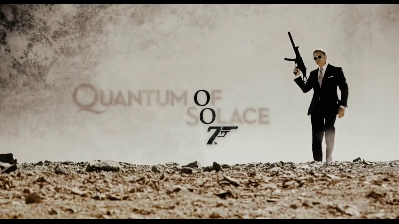Quantum Of Solace (2009) - Türkçe Altyazılı 1. Fragman / Daniel Craig, Judi Dench