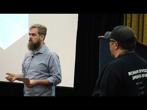 Day 4 - State of the Rchain Project - Nash Foster & Mike Stay