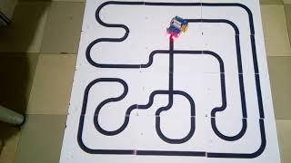 Робот пылесос - D2-1 DIY Kit